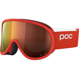 POC Retina Clarity goggles, prismane red/spektris orange